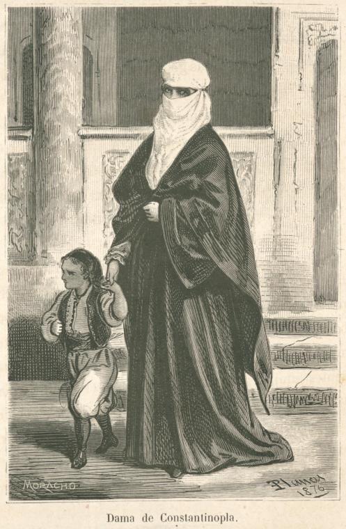 Ottoman Lady