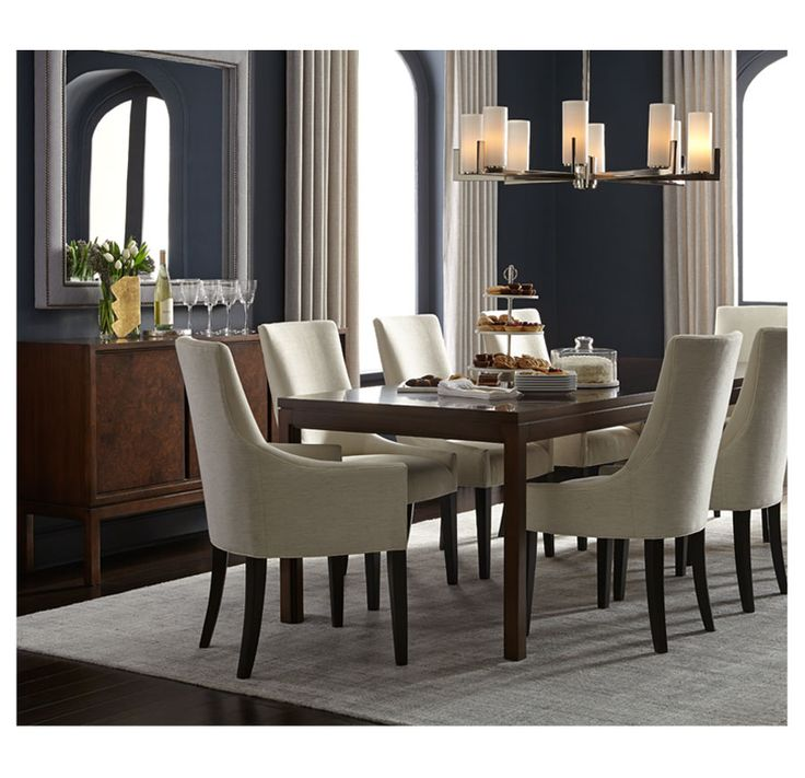 Ada Arm Chair Mitchell Gold Bob Williams BEVERLY Dining Pinterest V