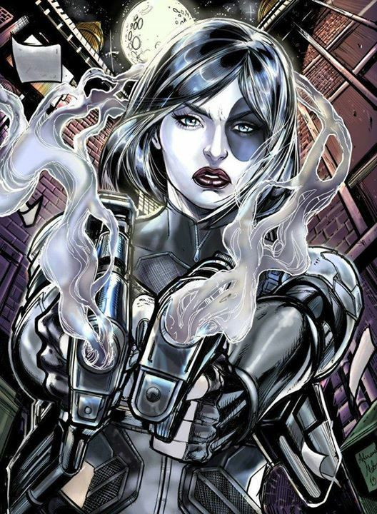 Domino, an X-Force staple that I wish got the spotlight more often