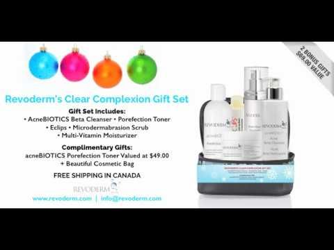 Revoderm's Clear Complexion Gift Set