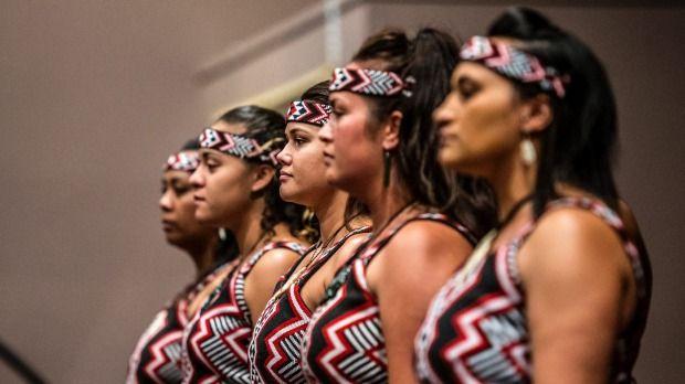 17/3/16 Te Kapa Haka o Te Whanau a Apanui put on a free show for the public at the TSB Showplace, ahead of their performance at ...