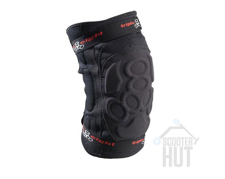 Triple 8 Exoskin Knee Pads