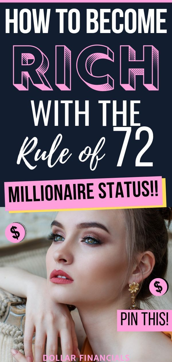 How To Make Money and Build Wealth Using the Rule of 72 The rule of 72 is a simp… – lzaiba.noor.37i