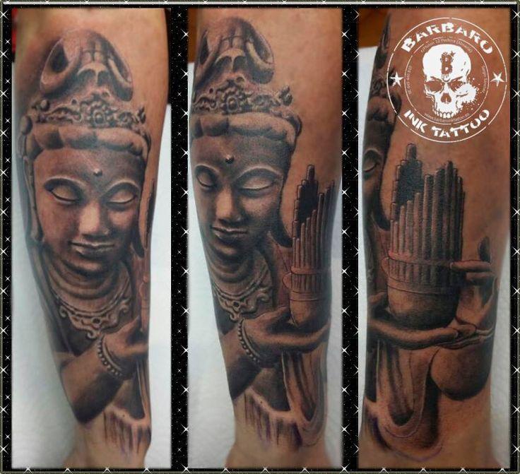 #tattoo #tattooed #tattooist #bestspaintattooartist #sculpturetattoo #budatattoo #buda