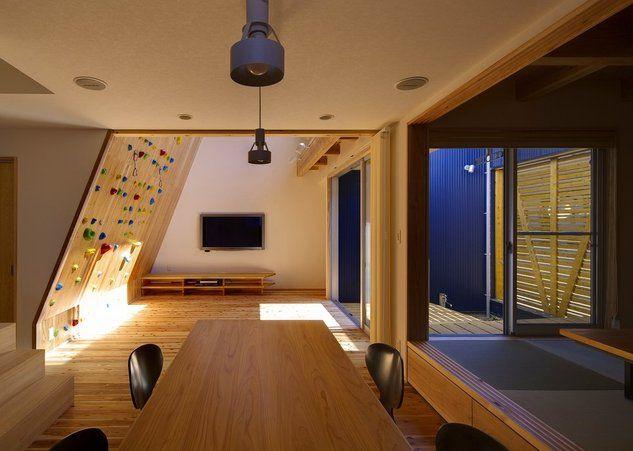 画像 : 自宅でできるクライミングウォールの自作(DIY)まとめ(家 ボルダリング ブログ 作り方 画像) - NAVER まとめ