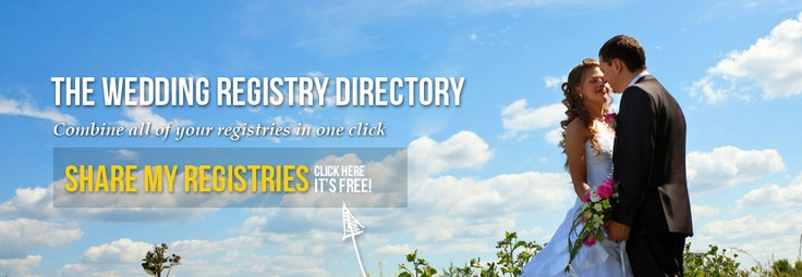 Registry Chest - The Wedding Registry Directory