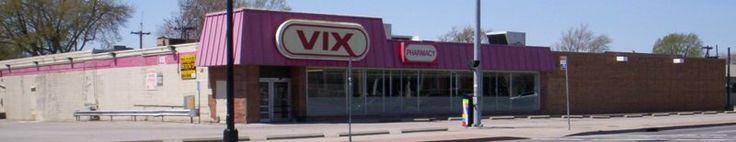 Vix Drug store