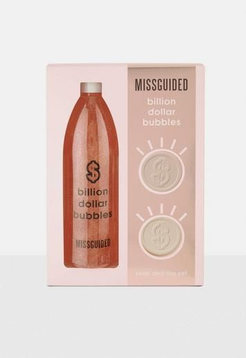 Billion Dollar Bubbles Gift Set | Missguided