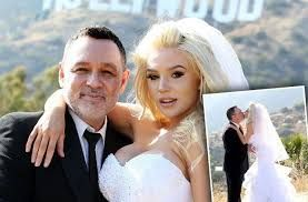 Pregnant Courtney Stodden Busts Out Of Her Wedding Dress During Vows: 'I Couldn't Be Happier'