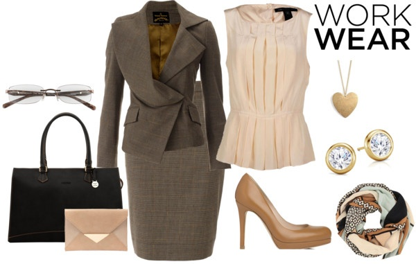 """WORK"" by citas on Polyvore"