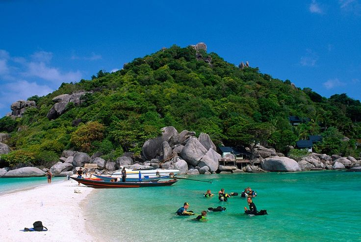 Остров Тау, Таиланд (пятое место в мире)