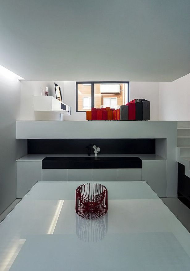 open space (dining | living room)