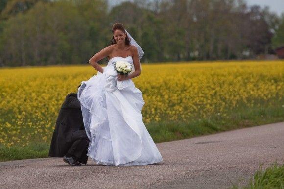 Bröllopsfoto med Jonas Arneson