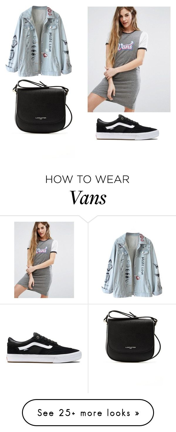 """summer I miss you"" by mari108 on Polyvore featuring Vans, Lancaster, love and MyStyle"