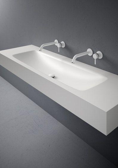 D5 Corian® Washbasin Countertop by Inbani | Architonic