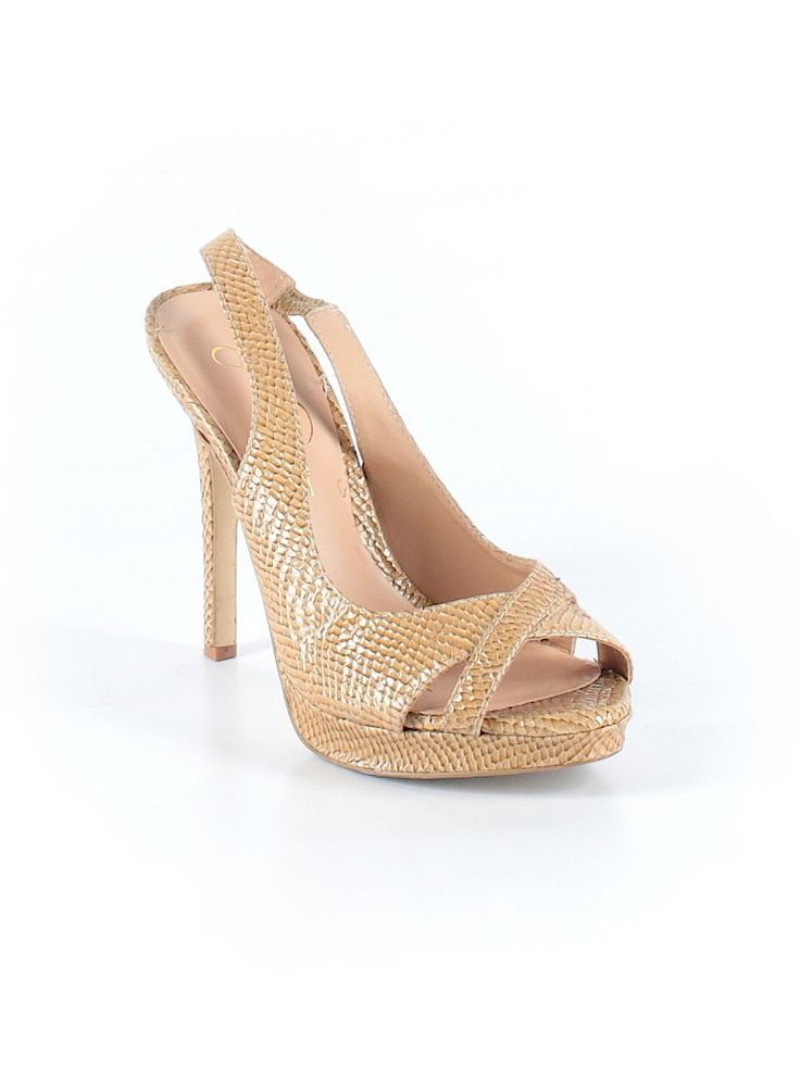 Check it out—Jessica Simpson Heels for $18.99 at thredUP!