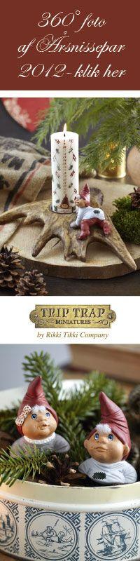 Trip Trap Nisser m.m. Christmas Denmark