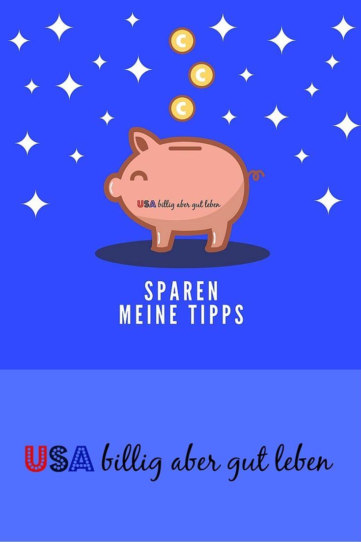 Sparen - USA billig aber gut lebenTipps um Geld zu sparen findest du in hier auf #UsaBilligAberGutLeben https://usabilligabergutleben.blogspot.com/p/sparen.html .
