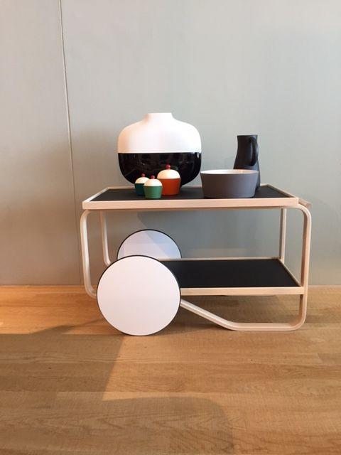 Artek Tea Trolley