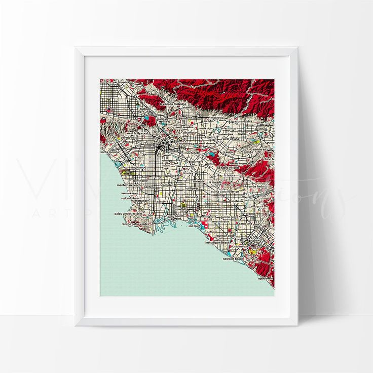 Best CITY MAP ART Images On Pinterest City Maps Map Art And - Map of the us poster size