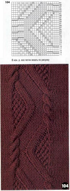 tejer patrón de tejer patrón # 89