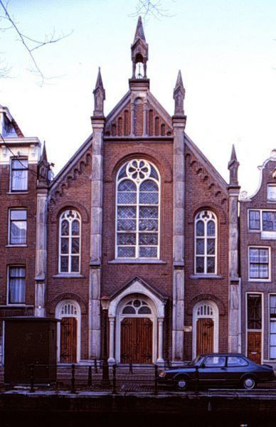 Bloemgrachtkerk, Bloemgracht 98
