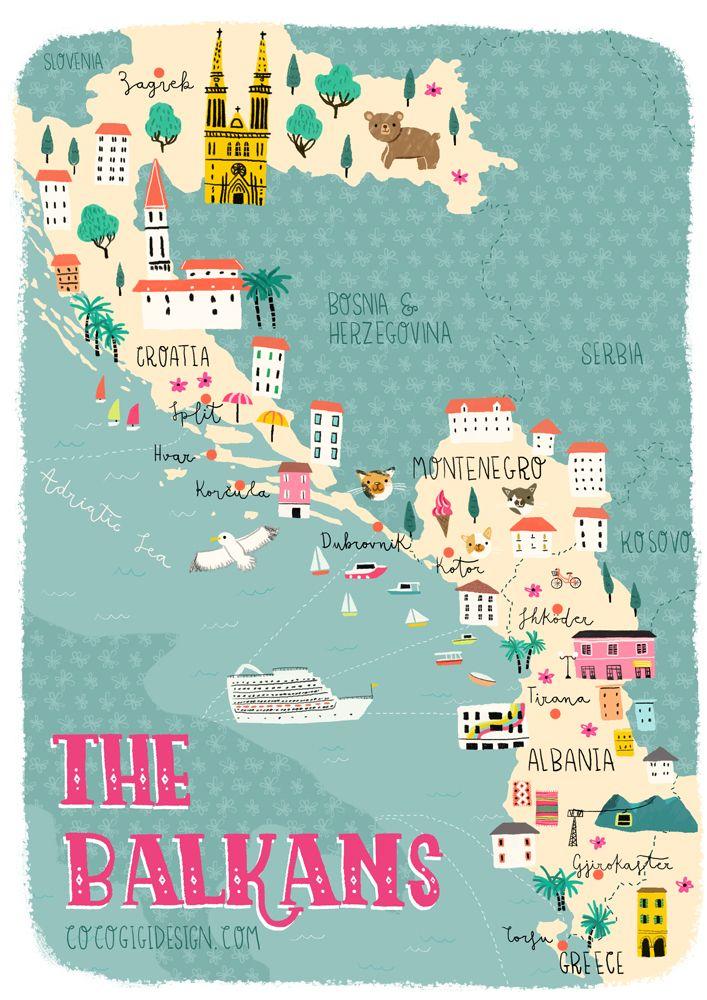 The Balkans Travel Journal