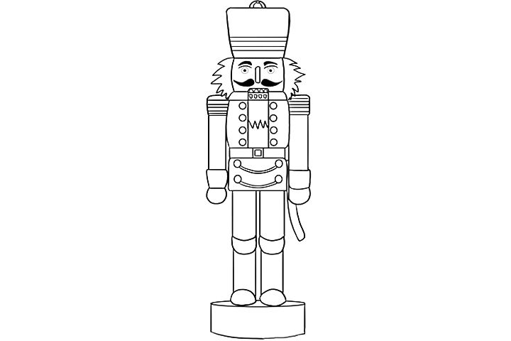 coloring pages of nutcrackers - photo#26