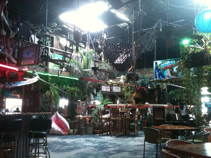 Port Aransas Restaurants And Bars