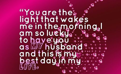 Top 10 quotes about love for boyfriend or husband