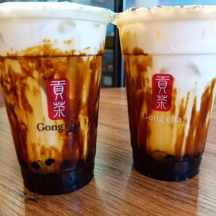 Gong Cha Is Giving Away Free Cups Of Brown Sugar Fresh Milk With Pearls On 1 May 2019   Fresh milk, Gong cha, Brown sugar