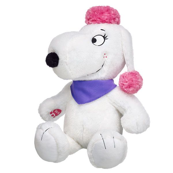Today S Charlie Stuffed Dog Toy