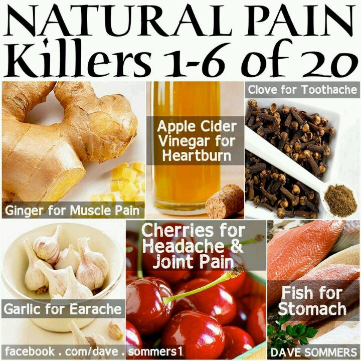 Natural Remedies For Deep Muscle Pain