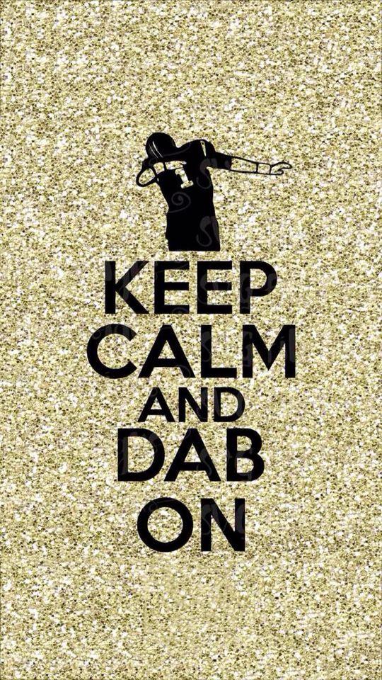 Dab-dab-dab ON!!