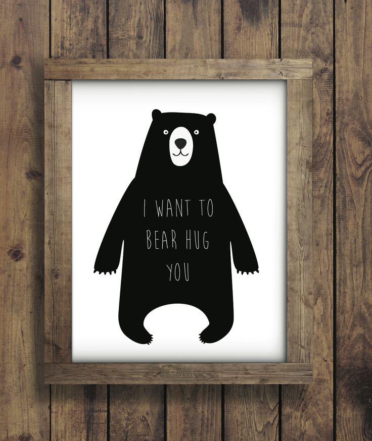 Bearhug+frame
