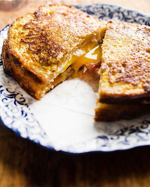 """Montecristo panino - from Lara Ferroni's """"Put an Egg on it"""" (via FeedBlitz)"""