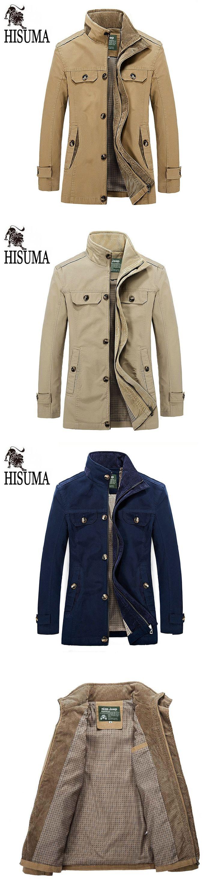 2016 autumn winter new men's Corduroy jacket stand collar male fashion Slim jackets mens casual jackets Outerwear men Coat M-4XL