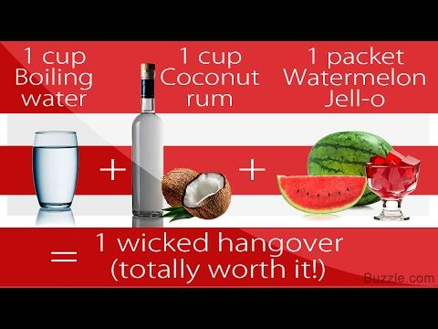 How to Make Jello Shots With Rum in 5 Easy Ways