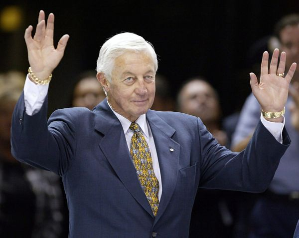 Jean Beliveau 83 has passed ... MONTREAL (AP) -- It is hard to imagine a classier hockey player, on and off the ice, than Jean Beliveau.