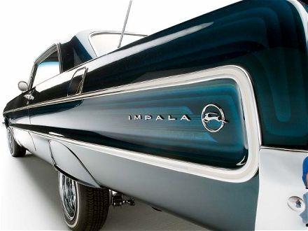 1964 Chevrolet Impala http://stormberry.blogspot.com/2010/06/americana-drives.html#