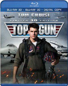 Top Gun (Two-Disc Combo: Blu-ray 3D / Blu-ray / Digital Copy): Top Gun: Movies & TV