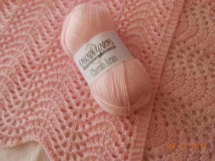 Ravelry Free Knitting Patterns For Baby Blankets : Ravelry: dragonfly9712s Old Shale Pink Baby Blankets ...
