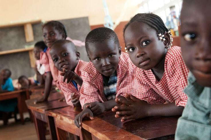 Au Togo, une jeune fille défend le droit des enfants #APFrench #fslchat #fle