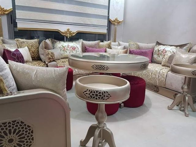 Decorationmarocains Salon Orientale Moderne Marocain 2019