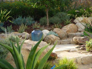 Pat Brodie - mediterranean - landscape - santa barbara - Pat Brodie Landscape Design