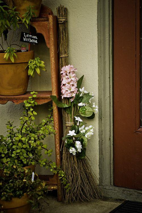 Merveilleux Magickal Doorway Pagan Witch Crafty Wiccan Inspiration