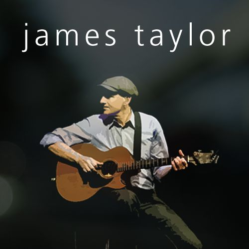 James Taylor, one of the original troubadours.