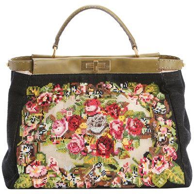 Fendi..........take off on a vintage bag!!!