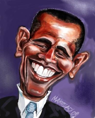 A Complete Timeline of Barack Obama's Funny ... - elle.com