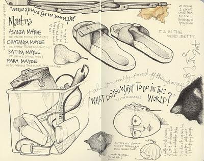 Andrea Joseph | wish I could draw....